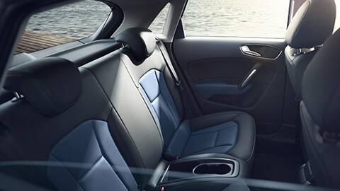 Audi a1 sportback a1 audi belgique for Interieur audi a1