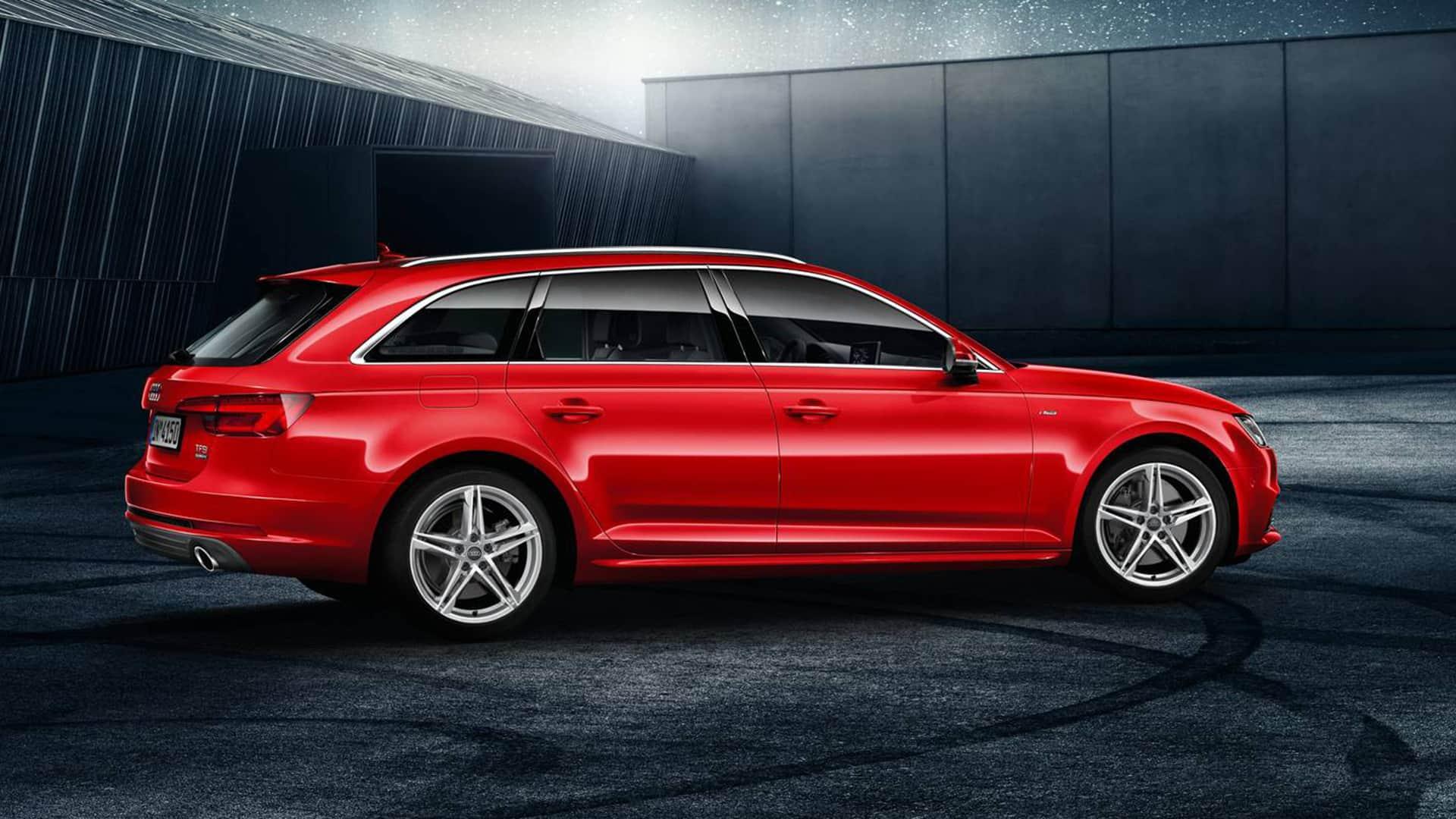 Audi a4 avant s line 2016 black 12