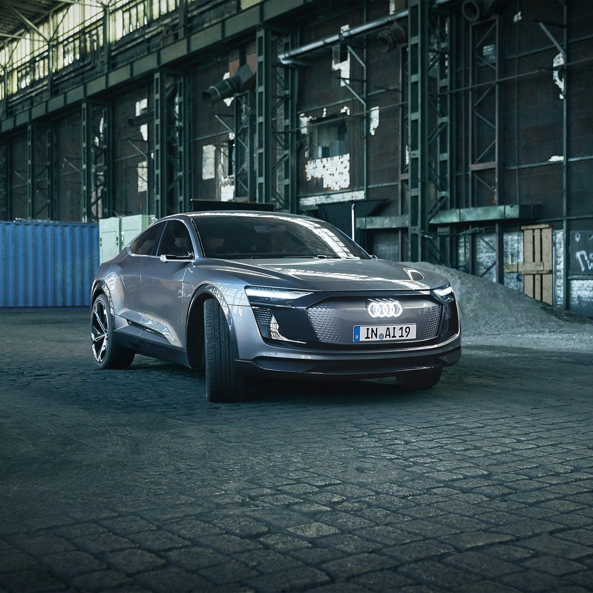Aperçu > E-tron > Audi Belgique