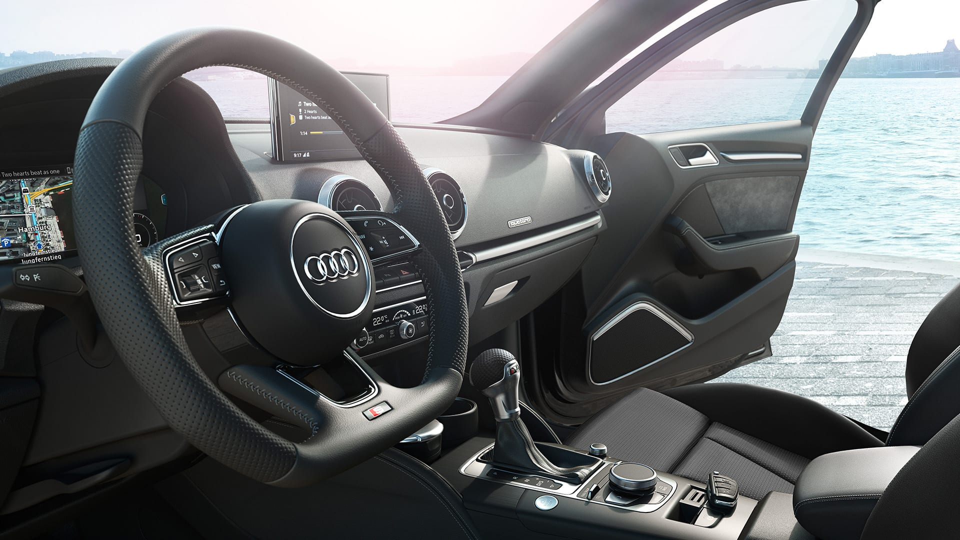 Interieur Audi A3 Berline