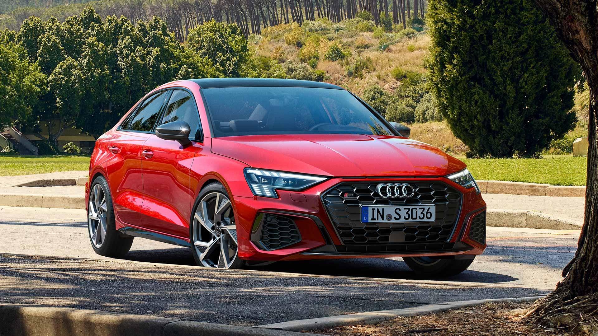 Audi S3 Berline | 5 portes sportive | Ressentez le progrès