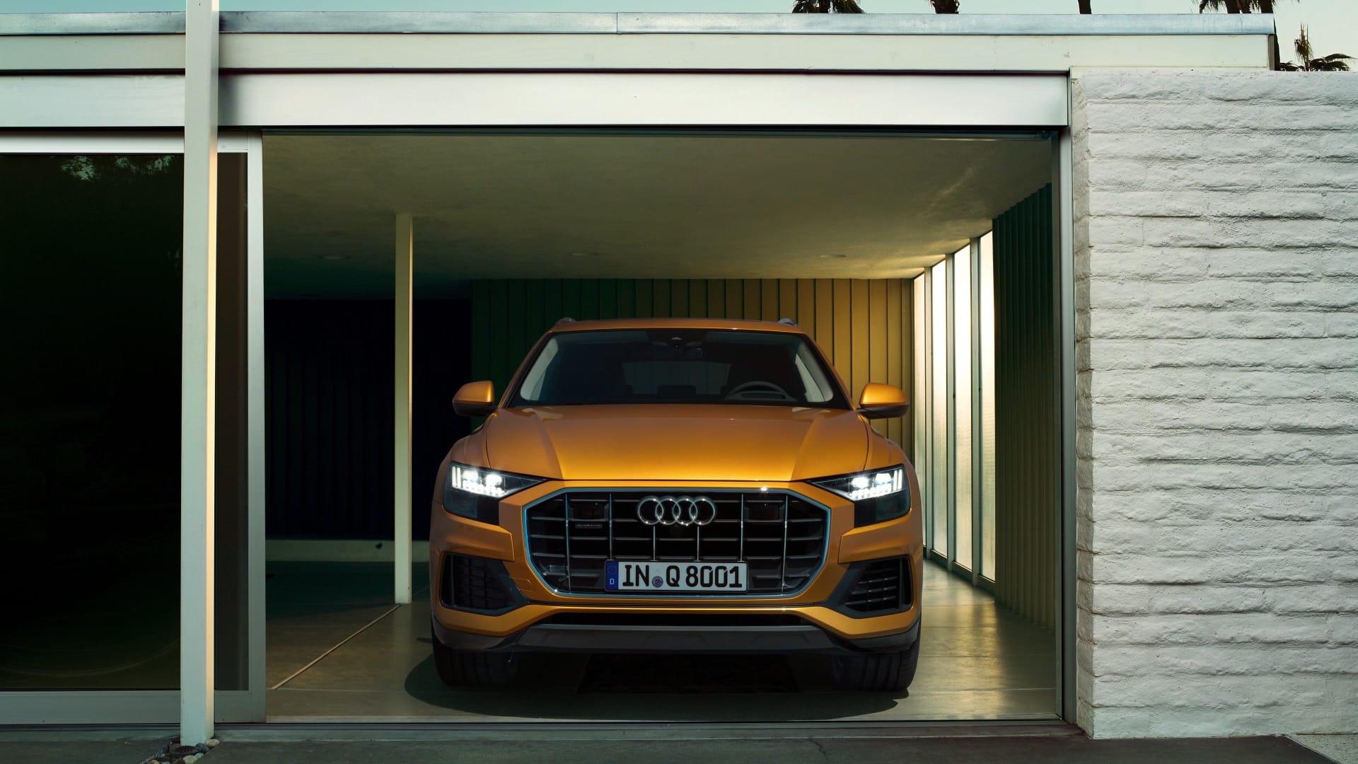 Audi q8 q8 audi belgique for Garage audi belgique mouscron